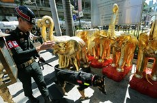 Thailand tightens security amidst new fear of terrorism attacks