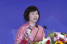 Ho Thi Kim Thoa dismissed from Party position at industry ministry