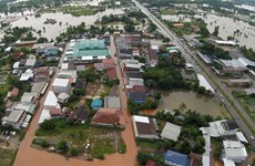 Floods wreak havoc in Thailand