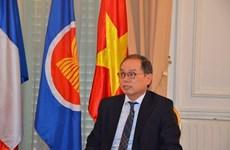 Vietnam helps tighten ASEAN's relations with France: ambassador