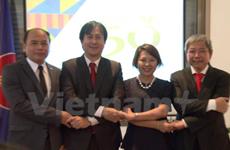 ASEAN's 50th birthday marked worldwide