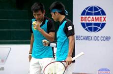 Vietnamese duo qualify for Thailand F5 Futures' quarter-finals