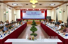 Vietnamese, Lao provinces step up multifaceted cooperation