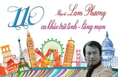 Overseas Vietnamese composer's book of songs released