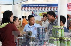 Over 500 businesses attend food, beverage exhibition