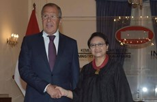 Indonesia, Russia to join hands in fight against terrorism