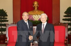 Vietnam treasures ties with Cambodia: Party chief