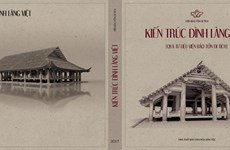 Book on Vietnam communal house architecture released