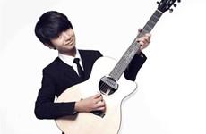Korean guitarist to perform in Vietnam