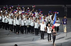 Philippines aims for 50 gold medals at SEA Games 29