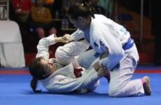 Second Asian Ju-jitsu tourney kicks off in Hanoi