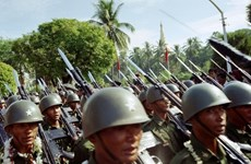 Myanmar declares new curfew in northern Rakhine state