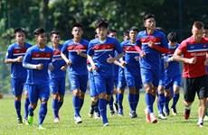 Coach: Vietnam eyes SEA Games title