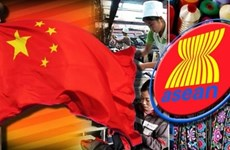 Chinese professor proposes ASEAN, China step up trade links