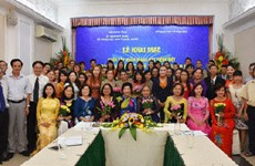 Language training course held for overseas Vietnamese teachers