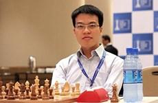 Liem tops US chess event