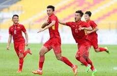 SEA Games 29: U22 Vietnam beat Timor-Leste 4-0
