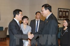 Parliamentary friendship group hopes for stronger Vietnam-Thailand ties