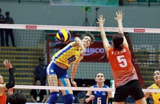 VN women lose two volleyball matches