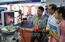 Vietnam Medi Pharm Expo opens in HCM City