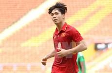 SEA Games 29: U22 Vietnam thrash Cambodia 4-1