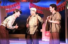 Vietnam's drama theatre troupe on tour in Europe