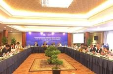 APEC economies discuss port services issues