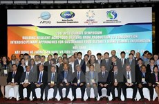 Seminar discusses sustainable, climate change-adaptable agriculture