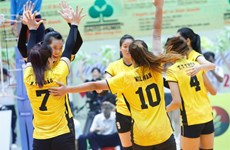 Vietnam fifth in Asian volleyball event
