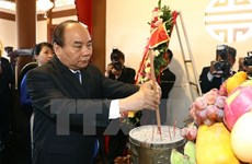 PM Nguyen Xuan Phuc's activities in Thailand