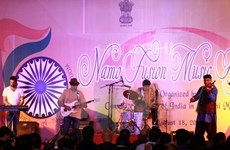 Music performance celebrates Vietnam-India relations