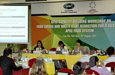 APEC 2017: workshop talks sustainable food system