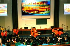 Summer camp for Vietnamese youth closes in Czech Republic
