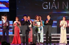 Philippine singer wins ASEAN+3 singing contest