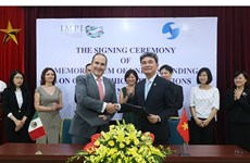 Vietnam, Mexico join efforts in geographical indication protection