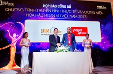 Vietjet becomes official transportation sponsor for Miss Universe Vietnam 2017