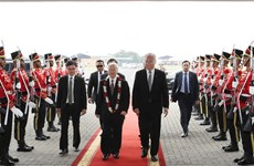 Party chief starts Indonesia visit