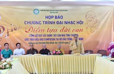 Houses for Vietnamese returning from Cambodia to be built
