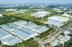 Capella begins industrial park construction in Quang Nam