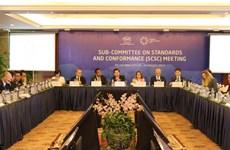 APEC sub-committee discusses trade faciliation