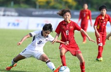 VN, Thailand share opportunity to win SEA Games women's football gold
