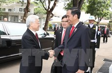Vietnam, Indonesia sign cooperation agreements