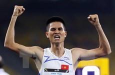 SEA Games 29: four gold medals for Vietnam on August 24