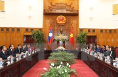 PM: Vietnam, Laos need to enhance inspection cooperation