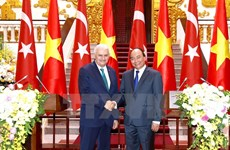 Vietnam – Turkey ties see opportunities to flourish: Turkish PM