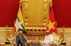 Vietnam, Myanmar agree on comprehensive cooperative partnership