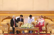 Party leader: Parliamentary ties important to Vietnam-Myanmar relations
