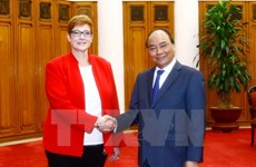 Vietnamese government backs increased defence link with Australia