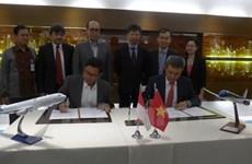 Vietnam Airlines, Garuda Indonesia boost strategic cooperation