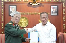 Vietnam, Indonesia eye joint vision statement on defence cooperation